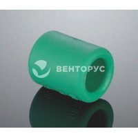 17224 Aquatherm Муфта электросварная Fusiotherm green pipe 110
