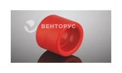 Aquatherm Муфта Firestop Red pipe