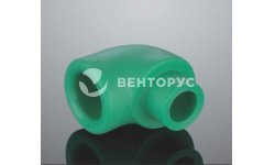 Угольник Aquatherm Fusiotherm green pipe 90° вн/нар