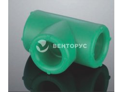 Тройник Aquatherm Fusiotherm green pipe