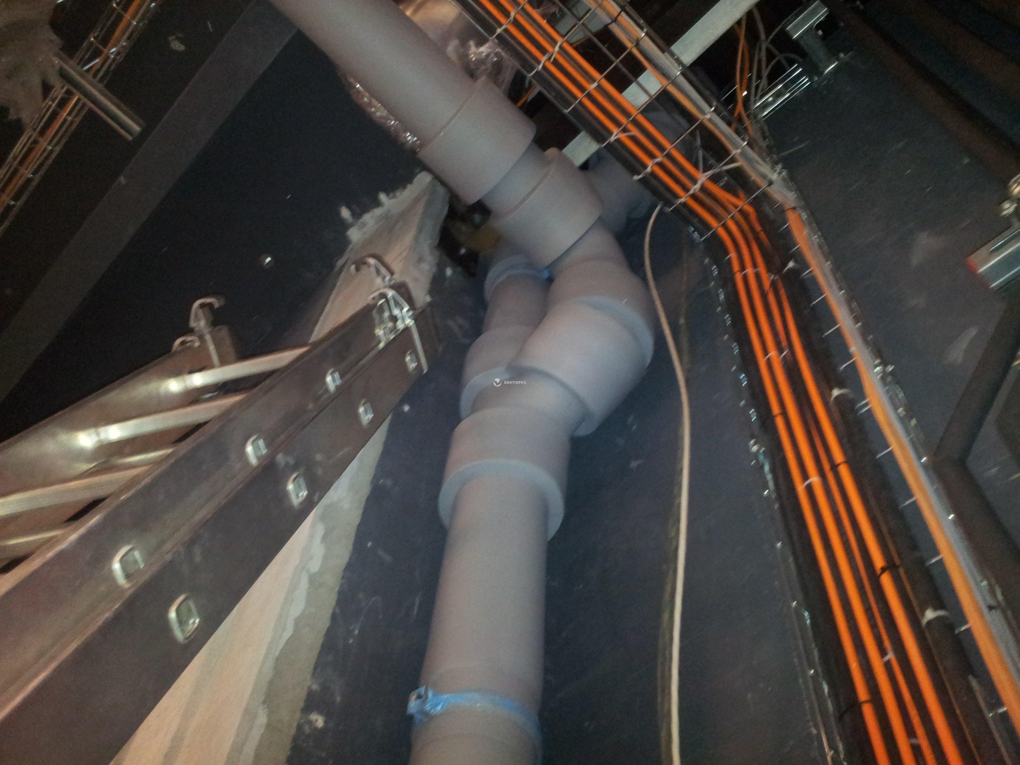 Вент гидроизоляция дельта